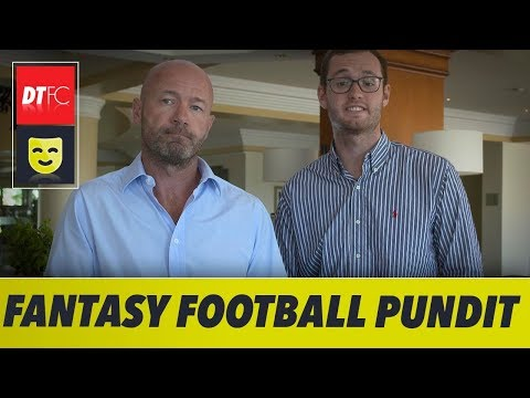 When Premier League Legends Pick Your Fantasy Football Team