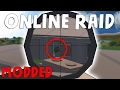 SNIPING AT THEIR BASE (Modded Base Attack) - Unturned Survival Base Attack / PVP
