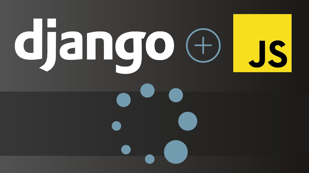 How to add a spinner to a Django project | page loader Django