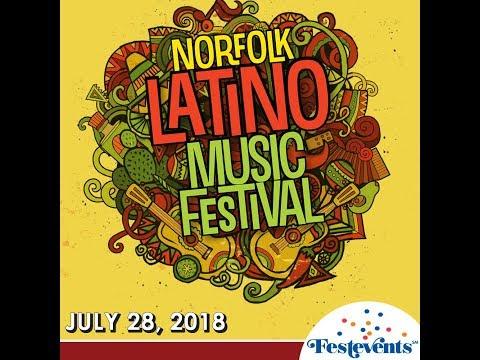 Latino Music Festival 2018 | Norfolk VA