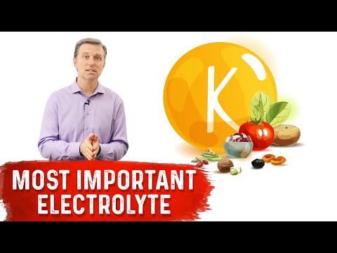 POTASSIUM: The MOST Important Electrolyte MUST WATCH! | Dr.Berg