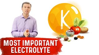 POTASSIUM: The MOST Important Electrolyte - MUST WATCH!