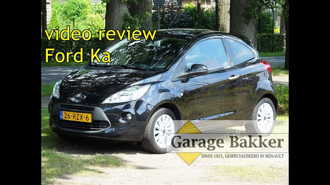 Video Review Ford Ka