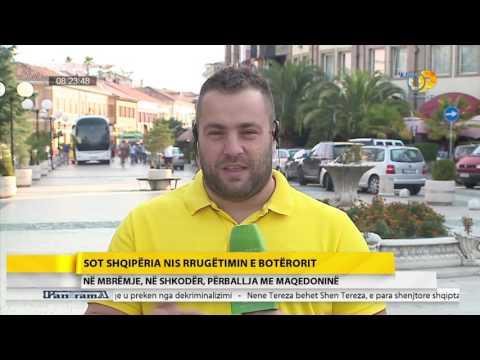 Wake Up, 5 Shtator 2016, Pjesa 3 - Top Channel Albania - Entertainment Show
