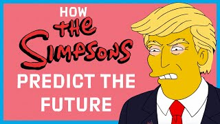 How The Simpsons Keep Predicting The Future