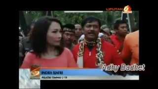 Download Video Pelatih Timnas U19 di sambut meriah sa'at pulang kampung MP3 3GP MP4