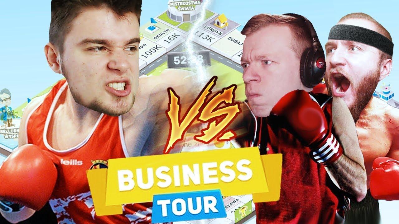 DWÓCH NA JEDNEGO! | Business Tour [#22] (With: Dobrodziej, Diabeuu, Plaga)