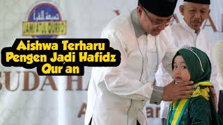 Download lagu TERHARU | AISHWA INGIN JADI HAFIDZ QUR'AN 😭