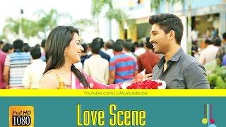 yodhavu love scene yodhavu malayalam movie 2016 alluarjun catherine tresa ssthaman