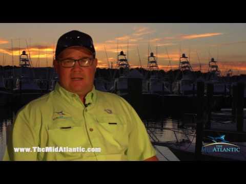 """Mid-Atlantic"" Fishing Tournament Short - with Merrill & Lenox"