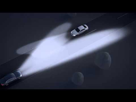 BMW Intelligent Headlight Technology High Beam Assistant