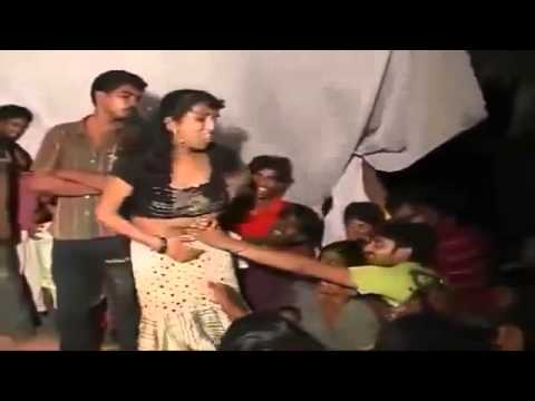 Latest Tamilnadu Village Record Dance Video / Tamil Adal Padal 2015 / Kalakkal Dance 013
