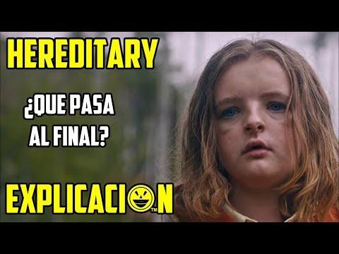 Hereditary |  Análisis y Explicación | El Legado del Diablo | Película explicada | Final explicado
