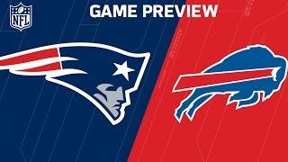 Patriots vs. Bills (Week 8 Preview)   Move the Sticks   NFL