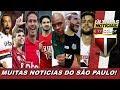 BOMBOU NO SÃO PAULO FC! HERNANES, PATO, OSCAR, JAILSON, VANDERLEI, HUDSON, NENÊ, ABEL, JEAN E MAIS