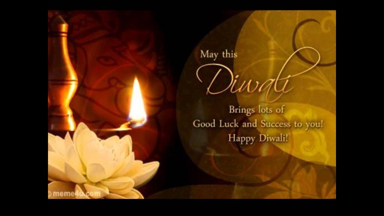Deepavali Wish Youtube