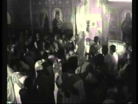 تمثيلية القيامة روعة بصوت الشماس أبانوب زكريا والشماس رامي نحيب