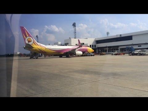 Nok Air Boeing 737-800 - DD7514 Bangkok Don Mueang Airport To Phuket - Economy Class - Trip Report