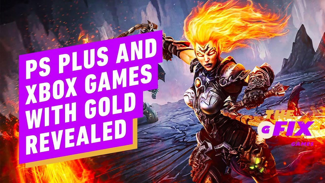 PlayStation Plus and Games with Gold for August 2021 ...