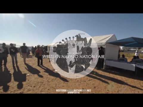 2016 Western Navajo Nation Fair 48th Annual Promotional Video