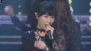 Queen B'Z - BAD, 퀸비즈 - 베드, Show Champion 20130828