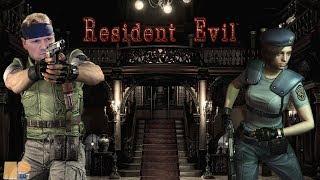 Resident Evil HD Remaster (PC) - Normal | Jill Scenario