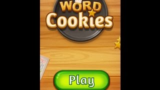 World's Best Words Puzzle Game: Word Cookies screenshot 1