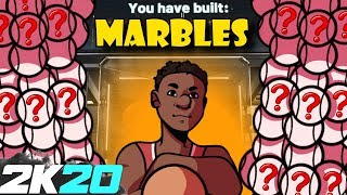 NBA 2K20 Marbles Build Maker