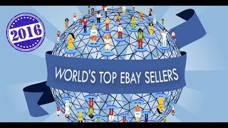 Top 10 Ebay Power Sellers July 2016. How They make Millions