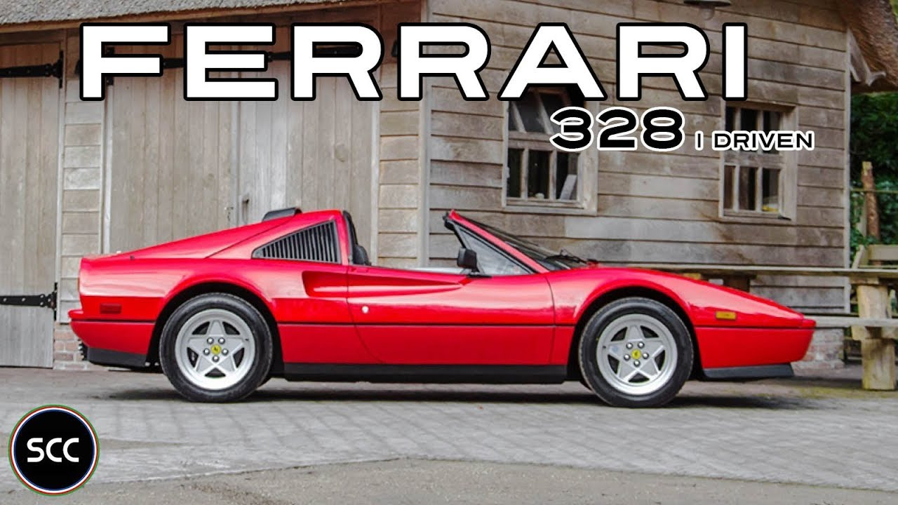 Ferrari 328 Gts 1988 Test Drive In Top Gear V8 Engine Sound Scc Tv Youtube