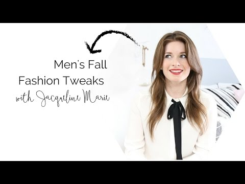 Men's Fall | Tweak Your Wardrobe | Tweak TV!