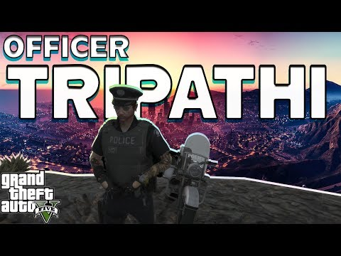 Officer Tripathi is on Duty | B&R Engineering CO-Founder-Legacy india Roleplay - GTA V roleplay live