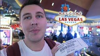 GAMBLING IN LAS VEGAS (at The Cosmopolitan)