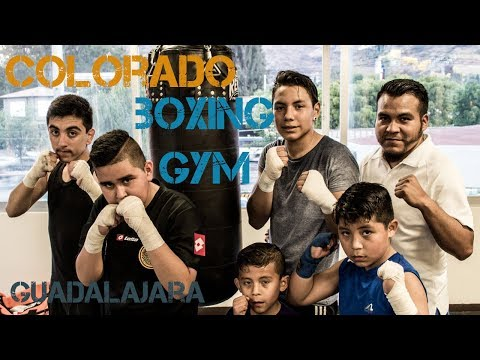 Colorado Boxing Gym || AllsportsMX