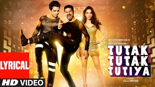 Tutak Tutak Tutiya Title Song Lyrics Video HD