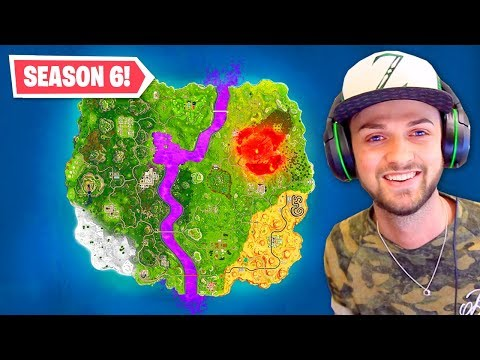 Fortnite SEASON 6...