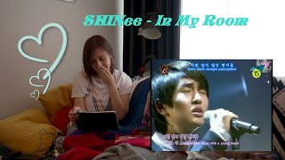 SHINee (샤이니) - In My Room (live) reaction [PL/EN sub]