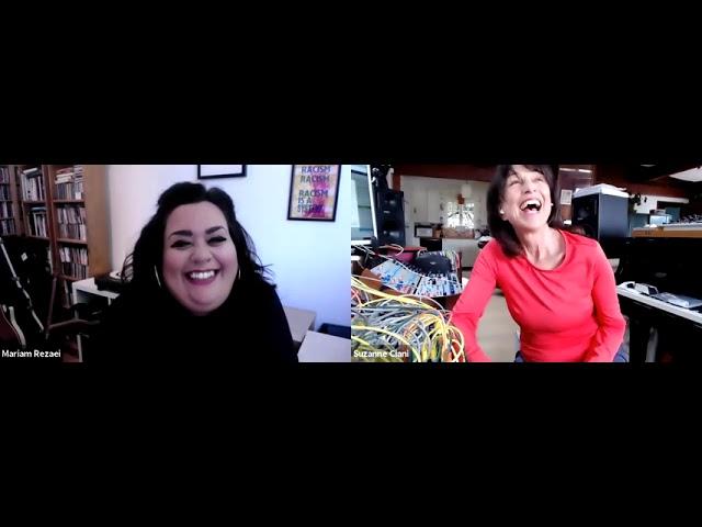 TUSK TV July 2021 - Suzanne Ciani