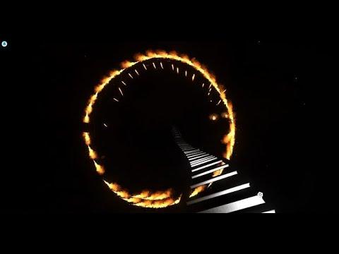 A journey through the Black Hole - Planet Coaster Ride (Black Hole new World 3)  