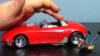 VOR-Tech (M.A.S.K.) Sonic Stinger w/ Rick Rhodes Figure Review