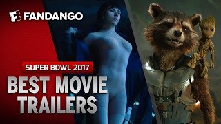 Super Bowl Trailers Compilation (2017)   Movieclips Trailers