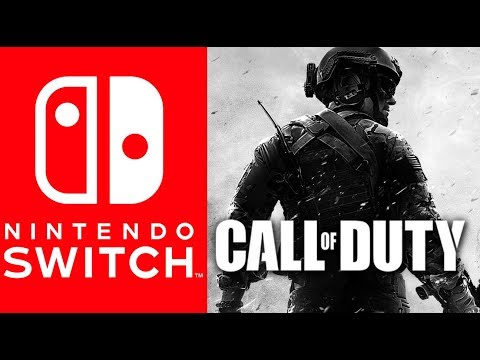 Call Of Duty 2018 Nintendo Switch?