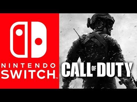 Call Of Duty 2018 Nintendo Switch?