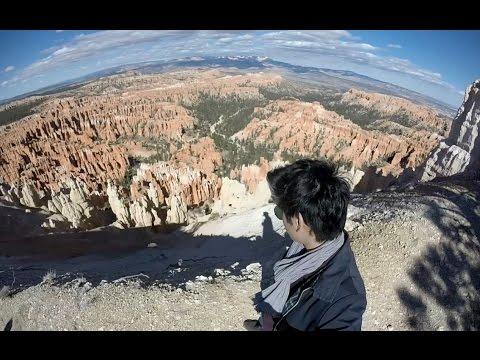 USA - WEST COAST ROAD TRIP : Los Angeles, Las Vegas, San Francisco, Grand Canyon & more ! (Gopro)
