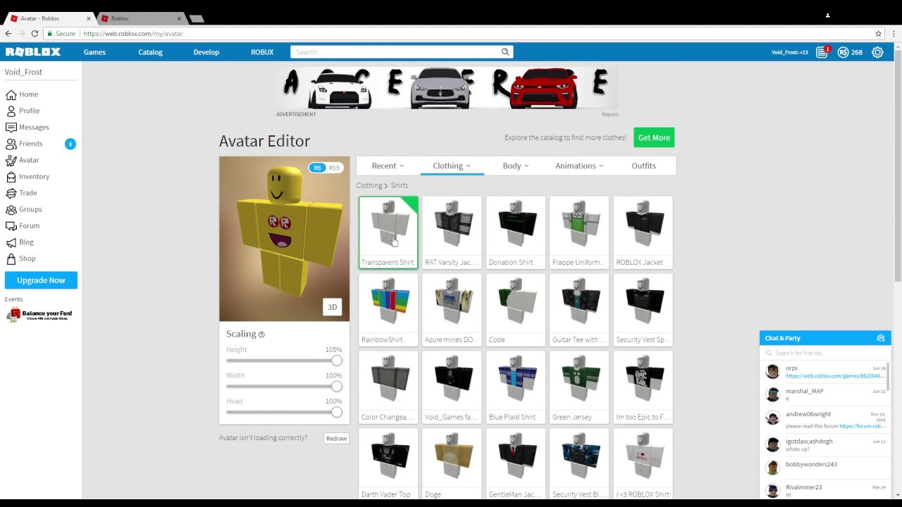 how to get rid of roblox default clothing   no longer