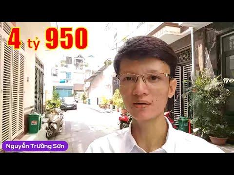 Livestream bán nhà 5x10m 1 trệt 2 lầu sân thượng, xe hơi vào nhà