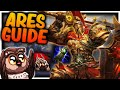 ARES GUIDE: HOW TO LAND EVERY DANG CHAIN! | Incon | Smite