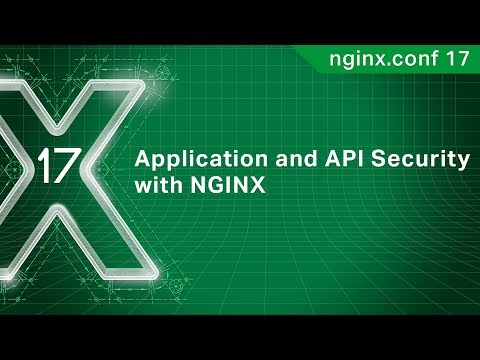 Application and API Security with NGINX, New Tricks and Old Ones | Wallarm