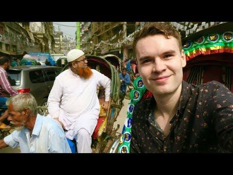 OLD DHAKA LEFT ME SPEECHLESS 🇧🇩 TRAVEL BANGLADESH
