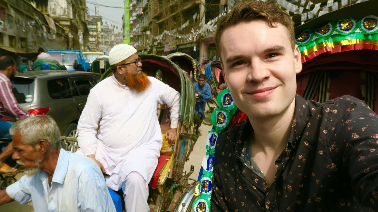 OLD DHAKA TOUR, BANGLADESH (LEFT ME SPEECHLESS) ????????